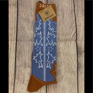 ARIAT woman's boot socks